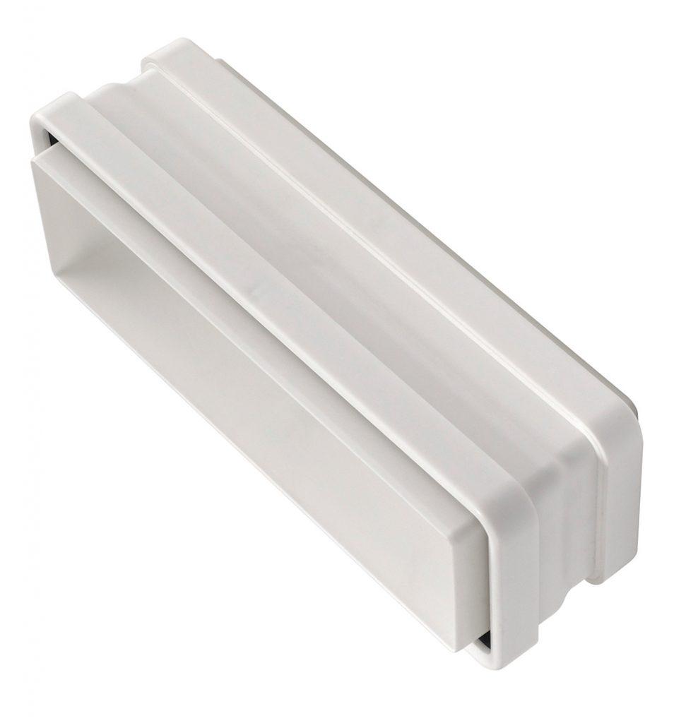 204 x 60 Rectangular Self-Seal Connector
