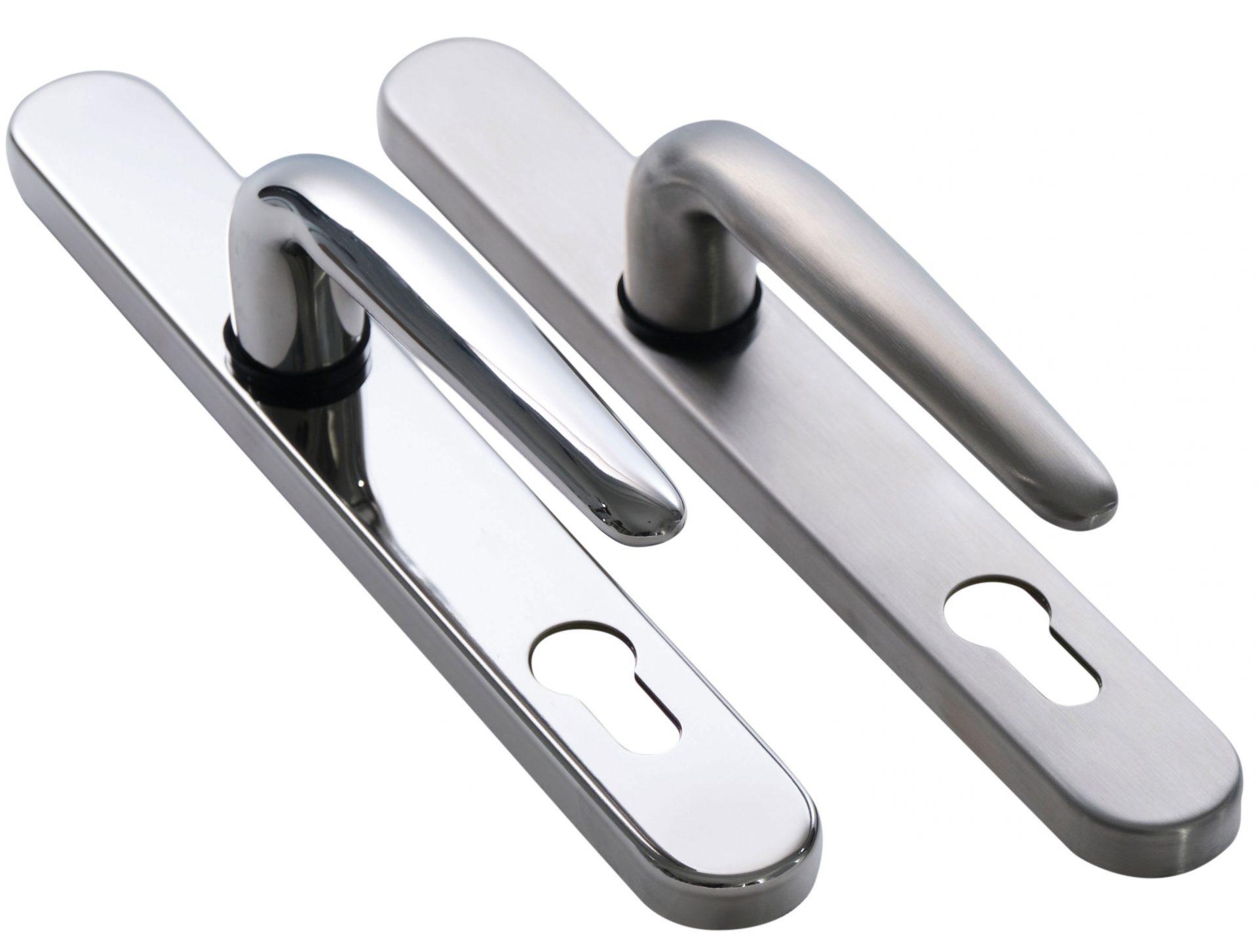 Overture Stainless Steel Door Handle